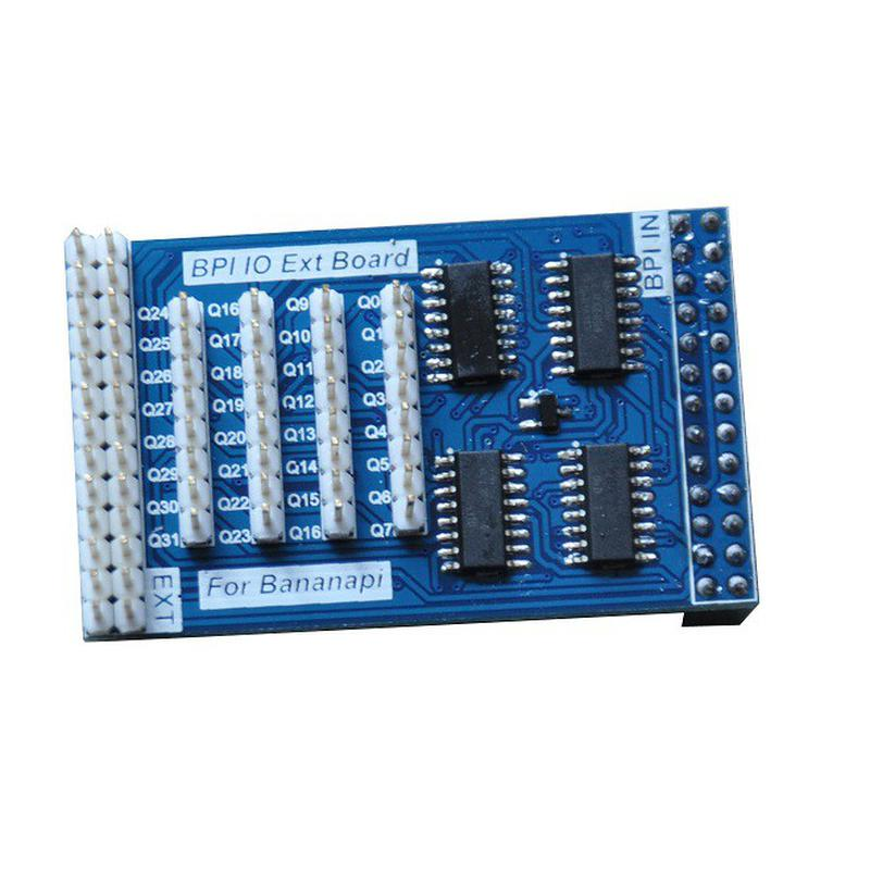 Carte d'extension GPIO pour BananaPi