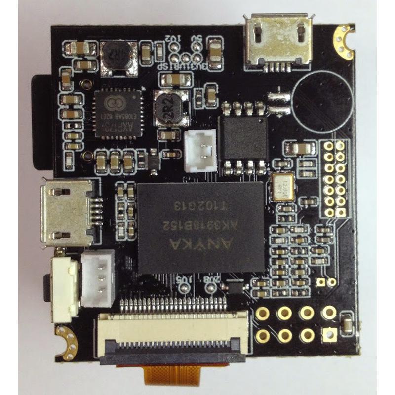 BPI-D1 Caméra IP