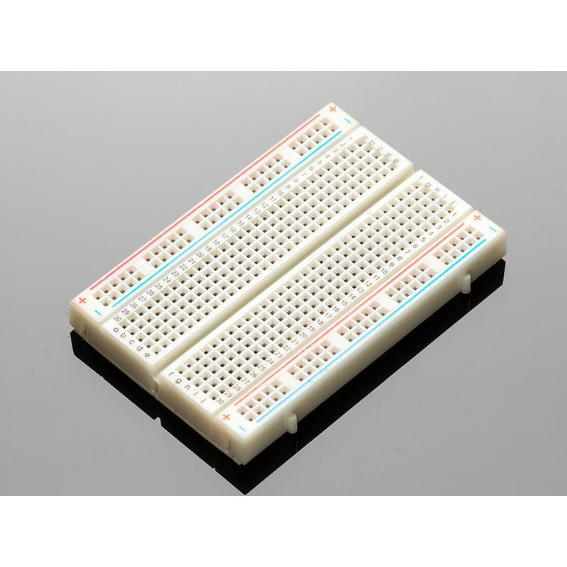 Breadboard Carte d'Expérimentation 400 Points sans Soudure