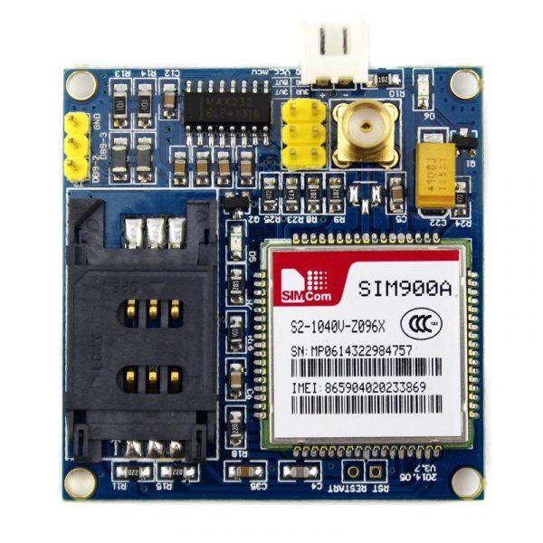 SIM900A - Kit Extension Module GPRS GSM