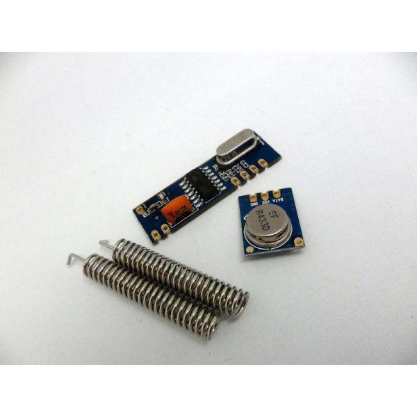 KIT STX 882-SRX 882 ASK Module émetteur/récepteur 433Mhz