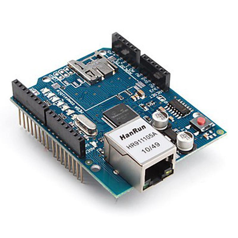 Shield Ethernet pour Arduino
