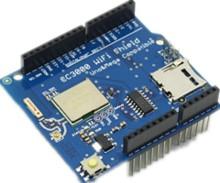 Shield Wifi CC3000 pour Arduino R3 et Mega2560