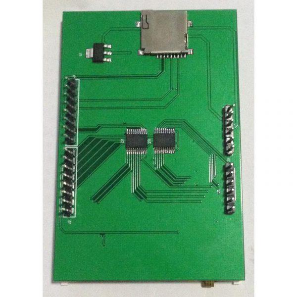 """Ecran tactile 3.5"""" pour Arduino R3"""