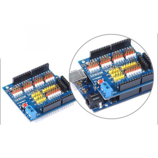 Shield pour capteurs