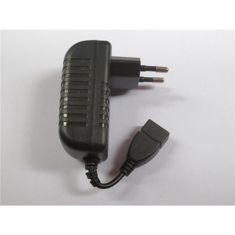 Adaptateur secteur 5V 3000mA avec port USB 5V