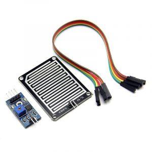Module Arduino capteur de pluie + 1 module comparateur