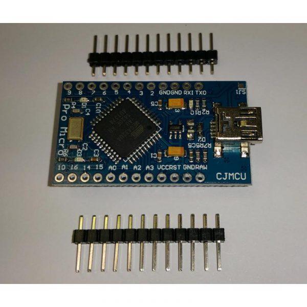 Arduino Pro Micro USB ATMEGA32U4 (Compatible Leonardo)