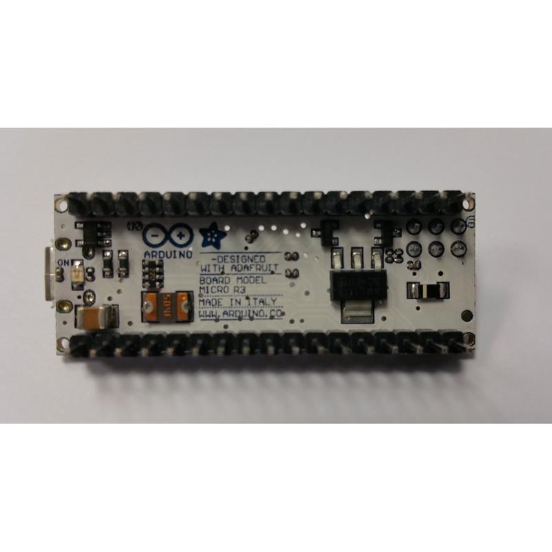 Arduino Pro Mini USB ATMEGA32U4 (Compatible Leonardo)