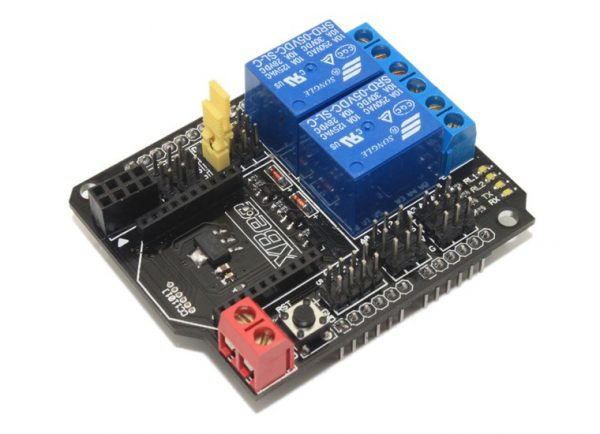 Module 2 Relais XBee/BTBee & nRFL2401