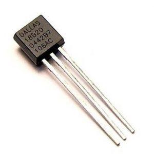 Capteur de température DS18B20