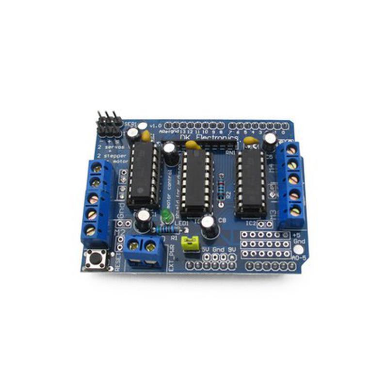L293D - Shield Arduino de contrôle de moteurs