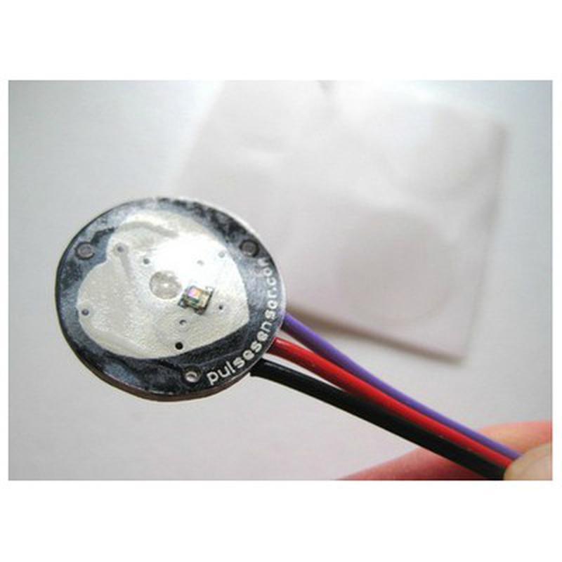 Pulsesensor - Capteur e pouls pour Arduino