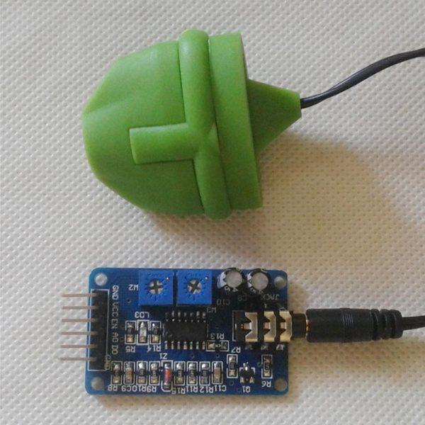 Cardio sensor, capteur cardio-vasculaire (rythme cardiaque) pour Arduino