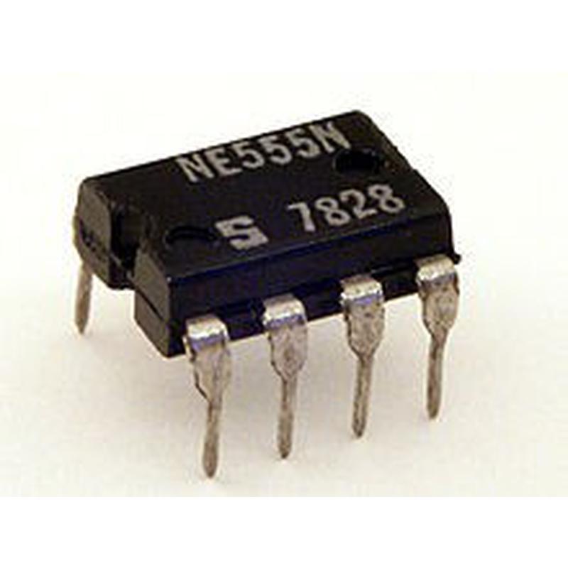 NE555 IC 555 Timer DIP-8