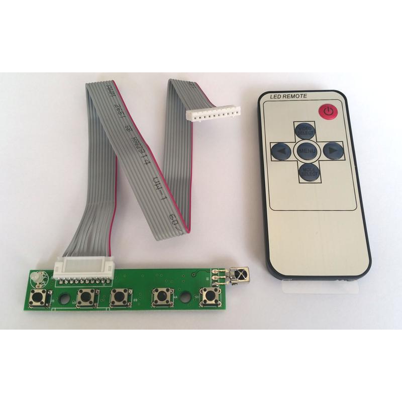 Kit clavier + Câble + Télécommande