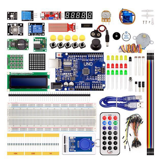 Kit Arduino V3