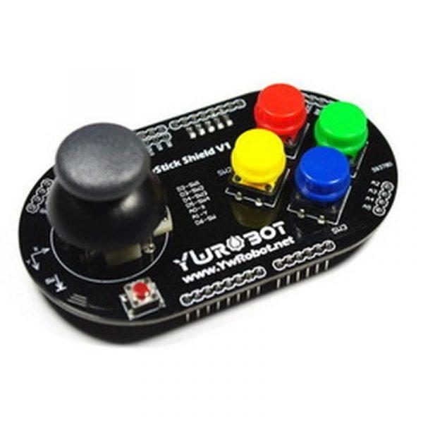 joystick shield arduino