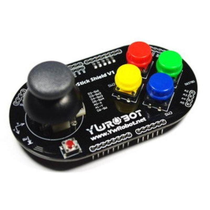 joystick shield arduino