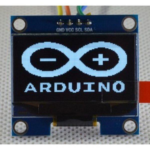 Ecran 1.3 pouces OLED I2C 128x64 compatible arduino
