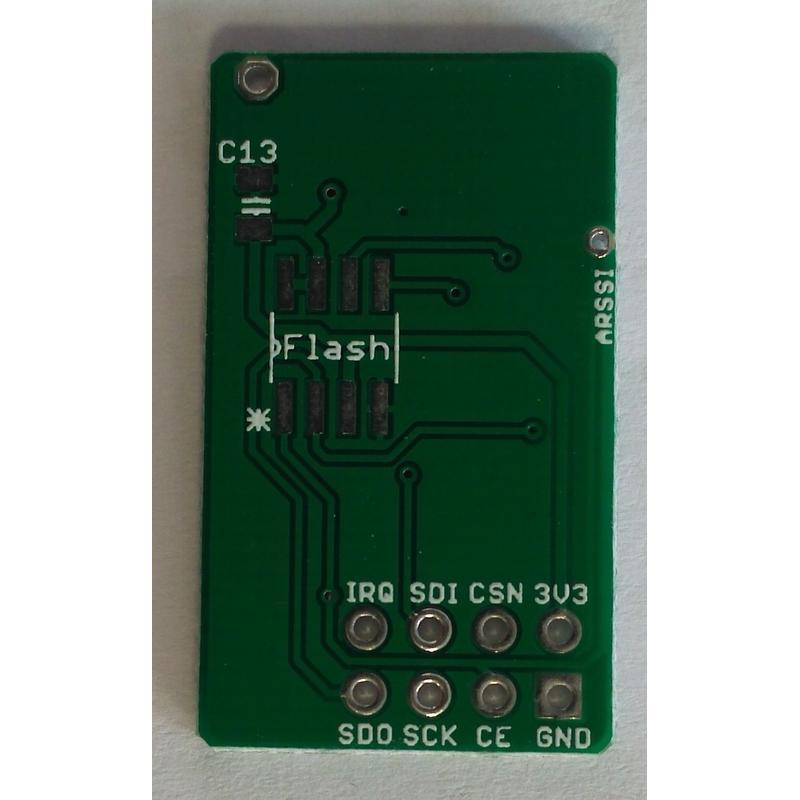 Caret d'extension Module RFM69C