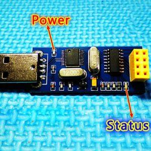 Outil de debogage USB pour NRF24L01 et NRF24L01+