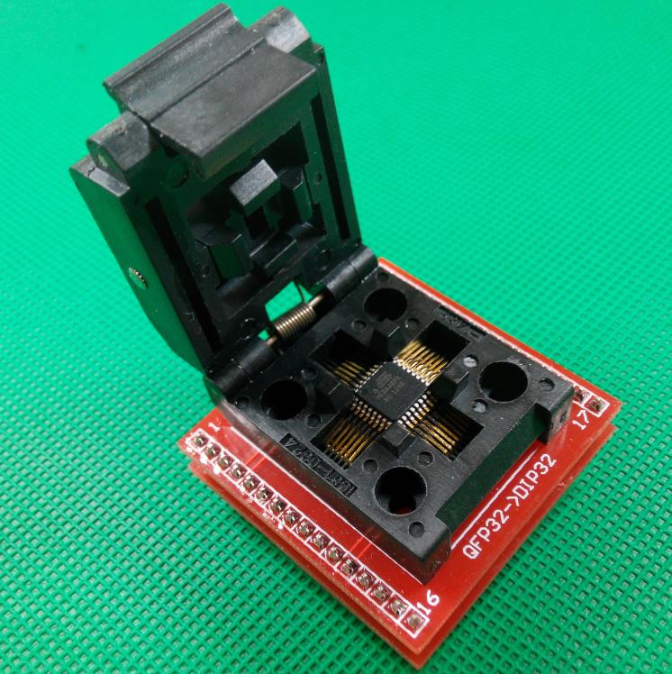 Convertisseur QFP32 vers DIP32