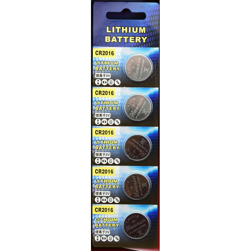 Pile 3V CR2016 Lithium