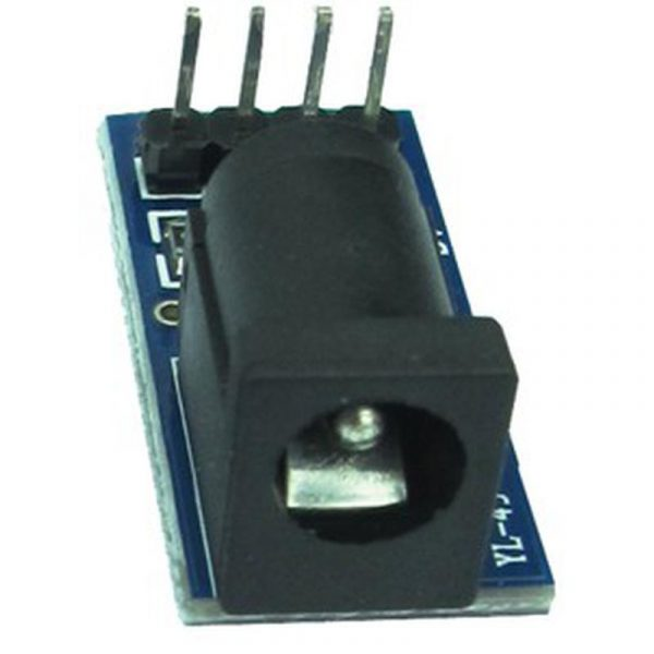 XD-17 - Adaptateur jack 2.1 x 5.5mm vers broches