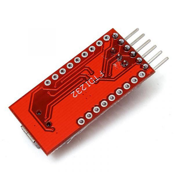 Convertisseur USB 2.0 / Série TTL UART FT232RL