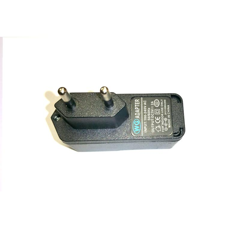 Adaptateur secteur 5V 2000mA avec port USB 5V