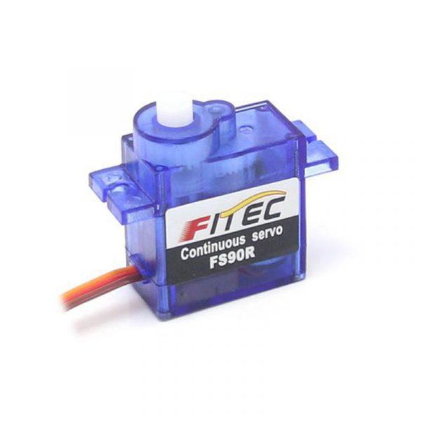 Micro servomoteur à Rotation continue FEETECH FS90R