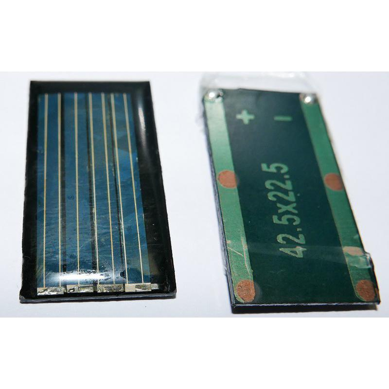 mini panneau solaire 2V/30mA