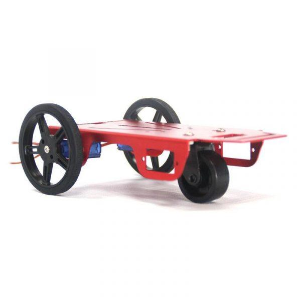 FEETECH FT-MC-001 2WD - Mini Plateforme pour Robot Mobile - Kit robotique éducatif
