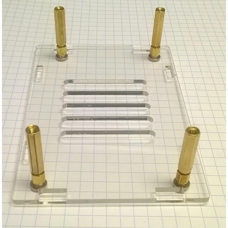 Boite M3 / M2 Ultra / M64 en acrylique pour BananaPi M3