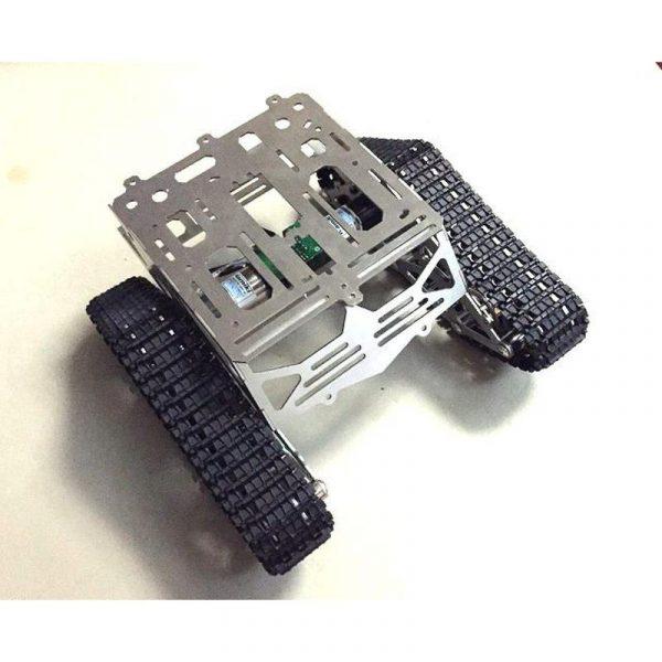 Robot à Chenilles pour BananaPI ou Arduino