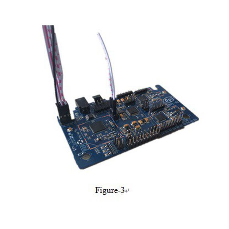 Câble prog. CC3200 module WIFI du BPI-G1