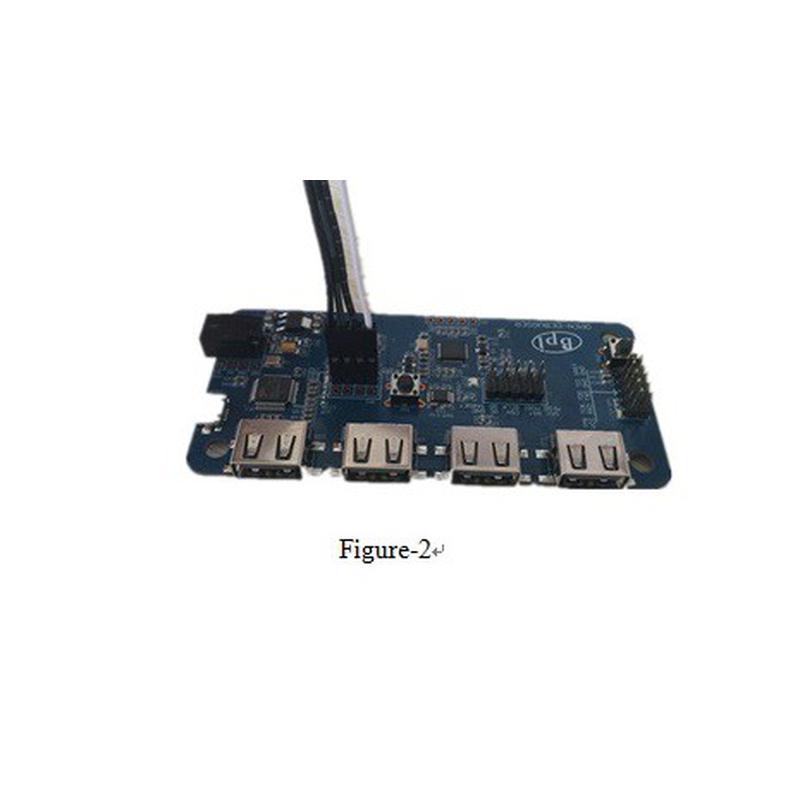 Câble prog. STM32F103CB du BPI-G1