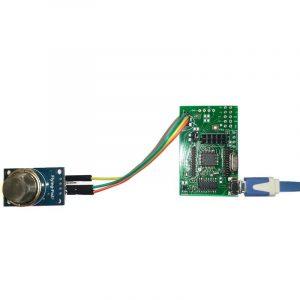 carte arduino mini + MQ2 pour kit 2.4GHZ