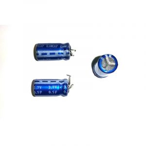 Super Condensateur 100F 2.7V - KAMCAP