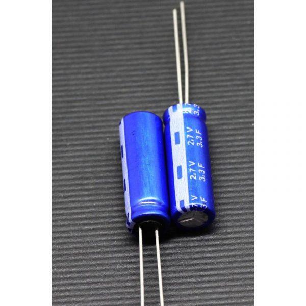 Super Condensateur 3.3F 2.7V - KAMCAP