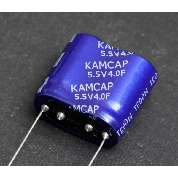 4F 5.5V - Supercondensateur KAMCAP