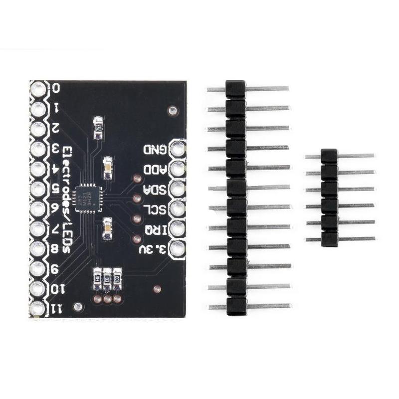 MPR121 - Contrôleur capacitif de capteur tactile - 12 entrées