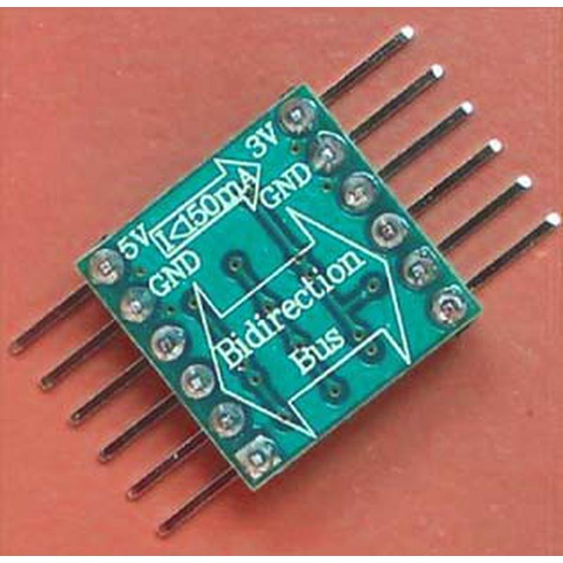 Convertisseur de niveau 3-5V bidirectionnel