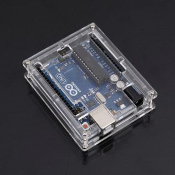 Boitier acrylique pour Arduino Uno R3