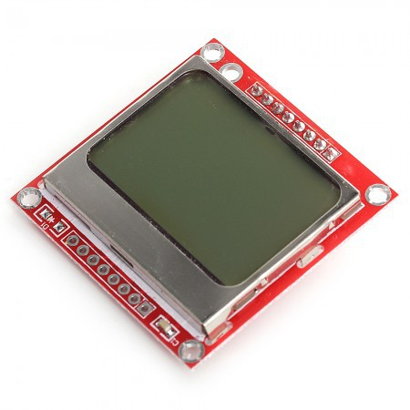 "Ecran LCD NOKIA 5110 1,6"""