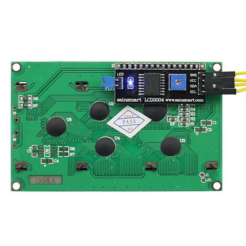 Afficheur LCD 4*20 I2C (2004A)