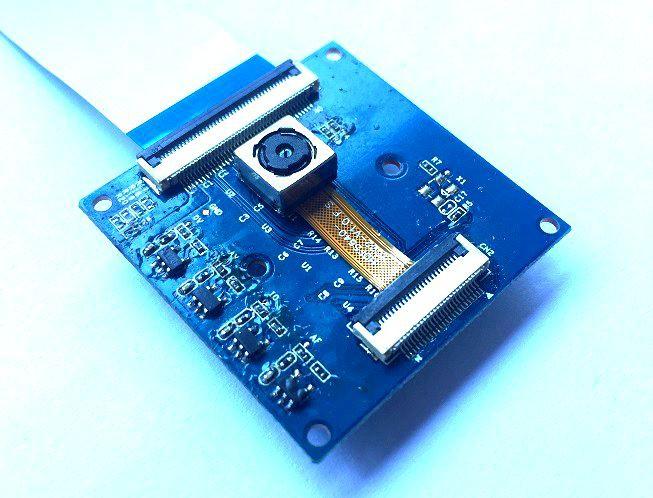 Caméra pour le BananaPi M3 - Module OV5640 + OV8865