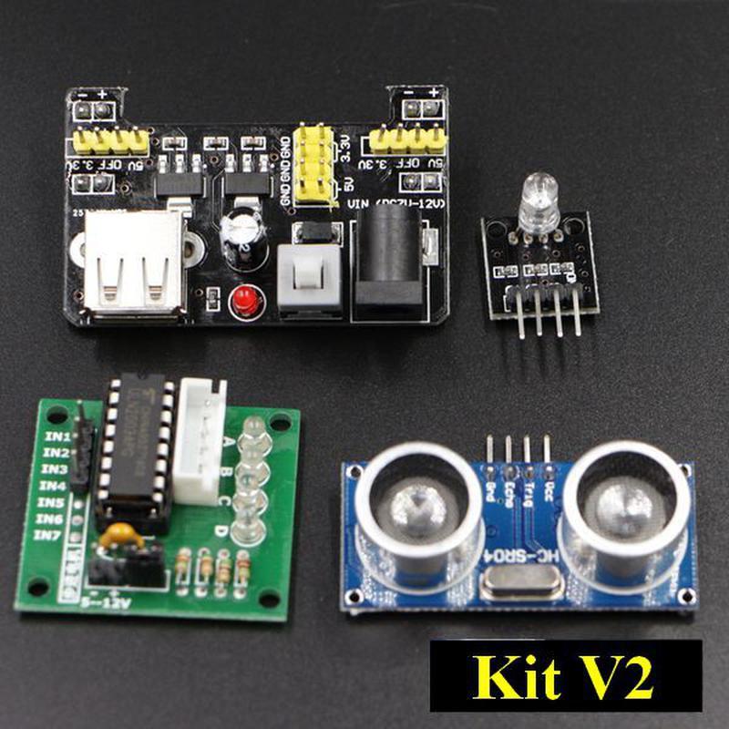 Kit Arduino V2