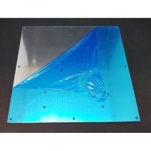 Plaque d'aluminium pré-percé MK2a MK2b